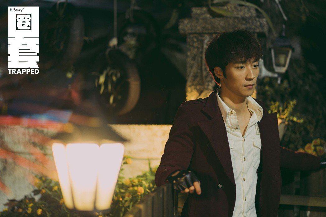 卞慶華飾演Jack。圖/LINE TV提供