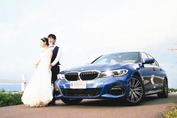 全新世代BMW 3系列豈止創新極限、定義駕馭樂趣,它甚至定義未來。 圖/陳志光