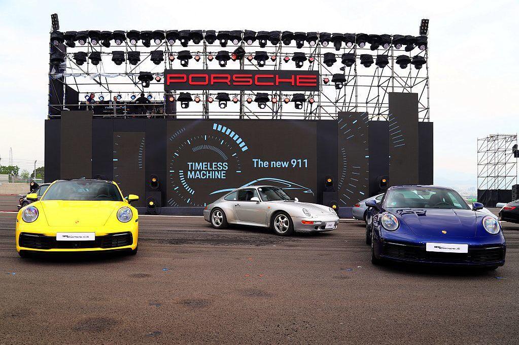 距離夢想只要663萬台幣!全新第八代保時捷911跑車正式發表