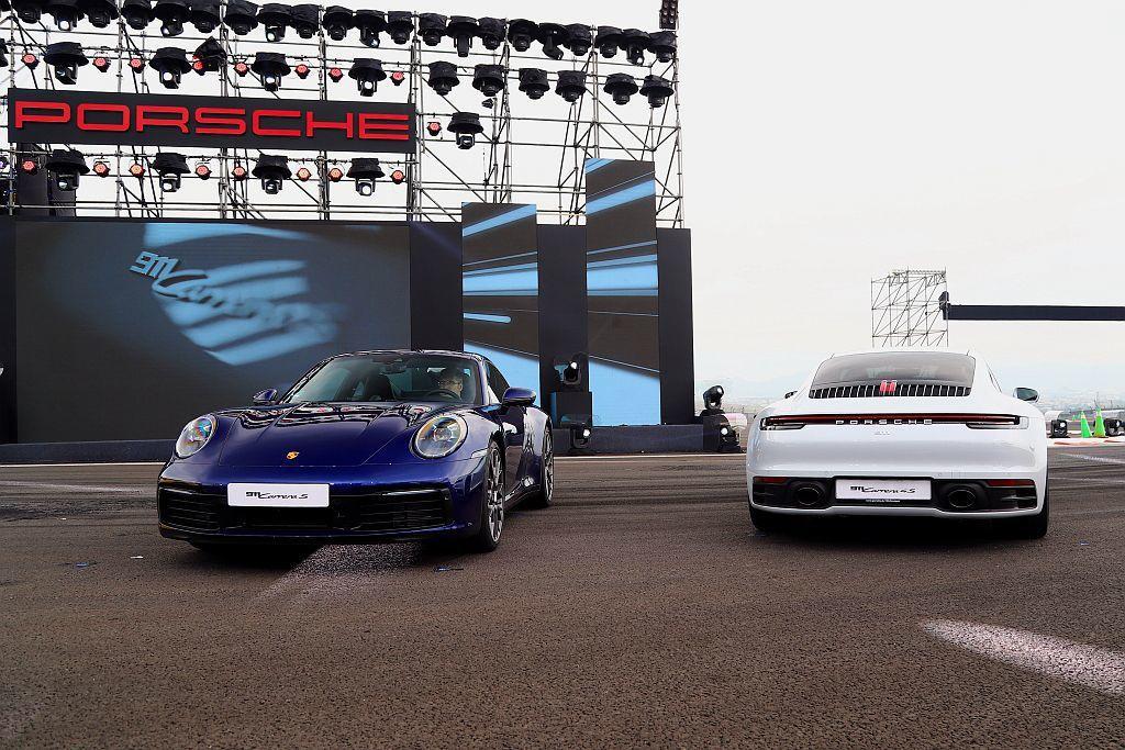 全新Porsche 911正式售價:911 Carrera S Coupe,台幣...