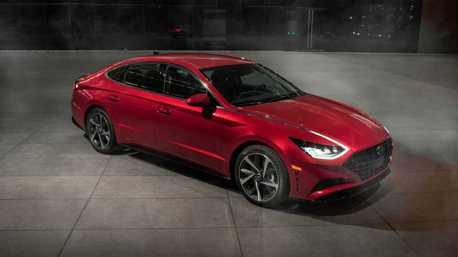 Hyundai N系列又有新成員 全新Sonata N Line有望成為品牌最強性能車!