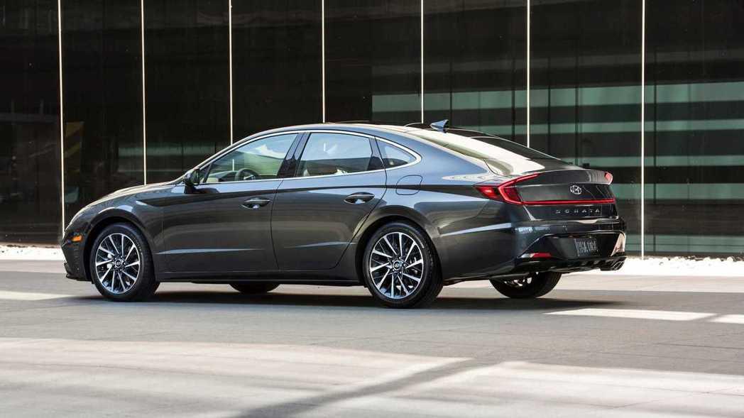 新世代美規Hyundai Sonata將於今年九月於阿拉巴馬州的工廠量產,並接著...