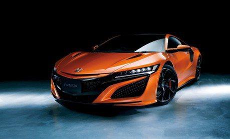東灜超跑再進化 2019年式Honda NSX限量登場