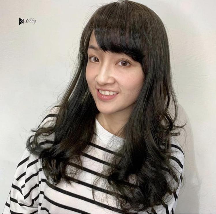 髮型創作/Epoch / Libby X Epoch。圖/StyleMap提供