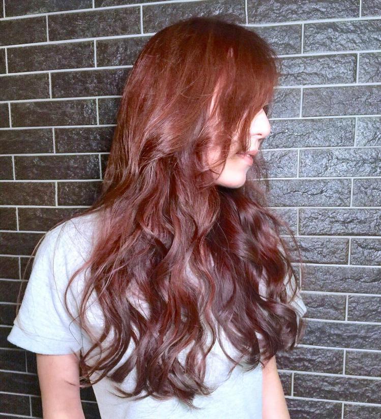 髮型創作/Found Hair囍翼 / VESON。圖/StyleMap提供