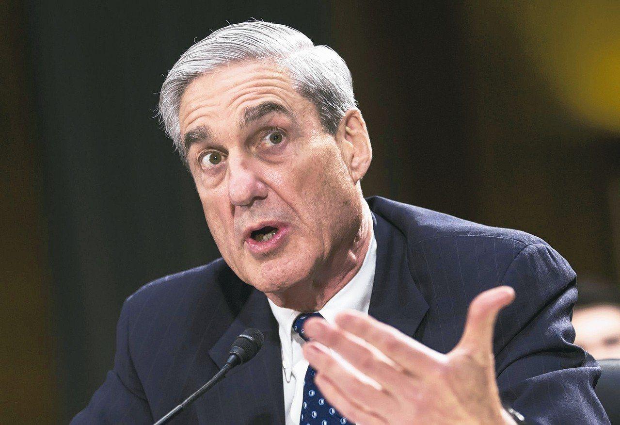 美國特別檢察官穆勒。路透
