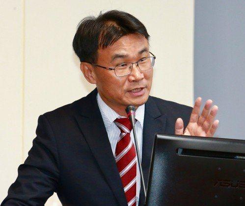 農委會主委陳吉仲。 聯合報系資料照