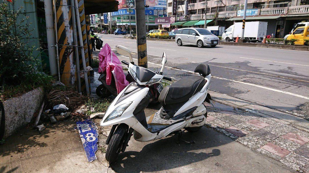 車禍死亡的男大生年僅23歲。記者徐白櫻/翻攝