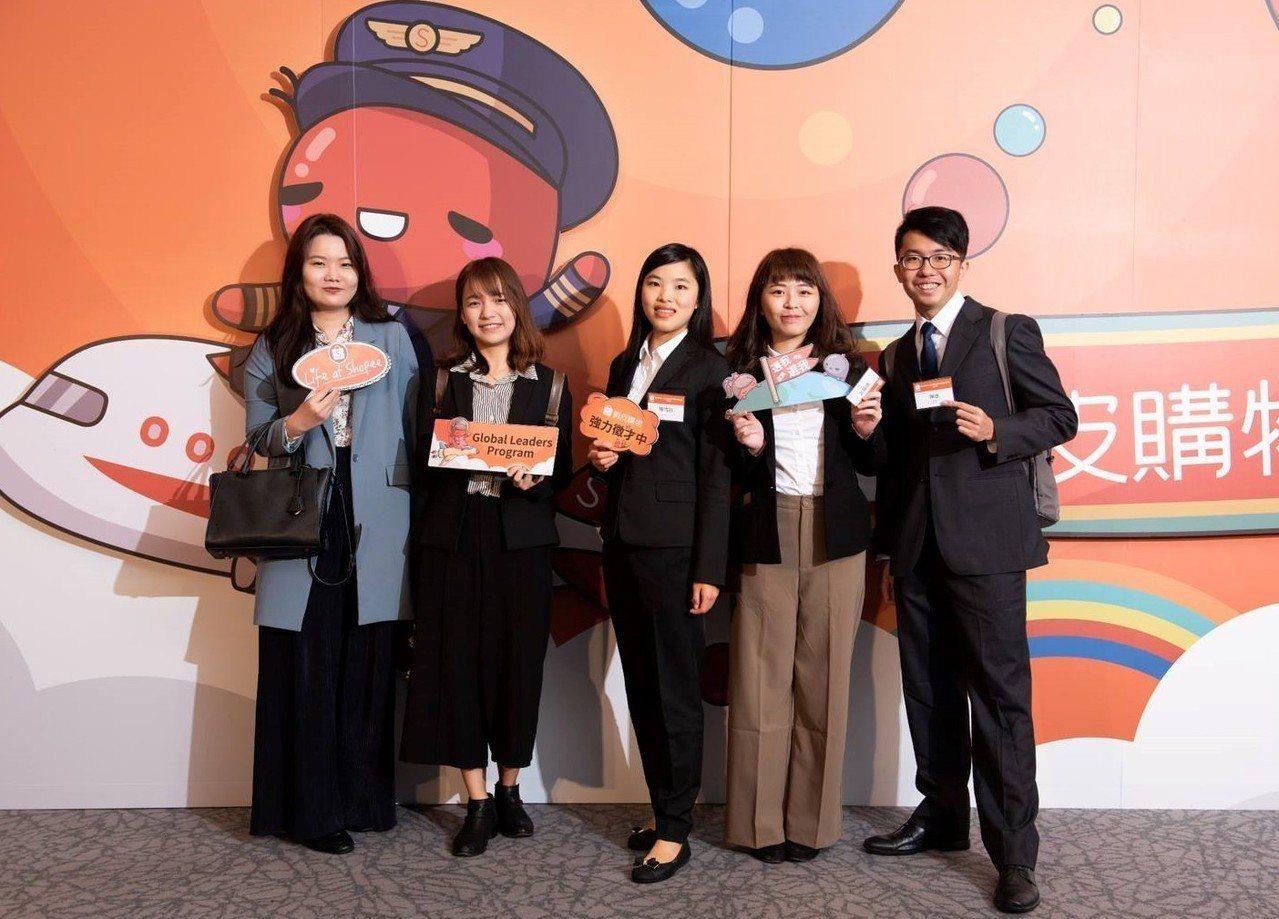 電商品牌蝦皮購物今(19)日宣布,正式在台灣首度推出「蝦皮購物儲備幹部計劃」(S...