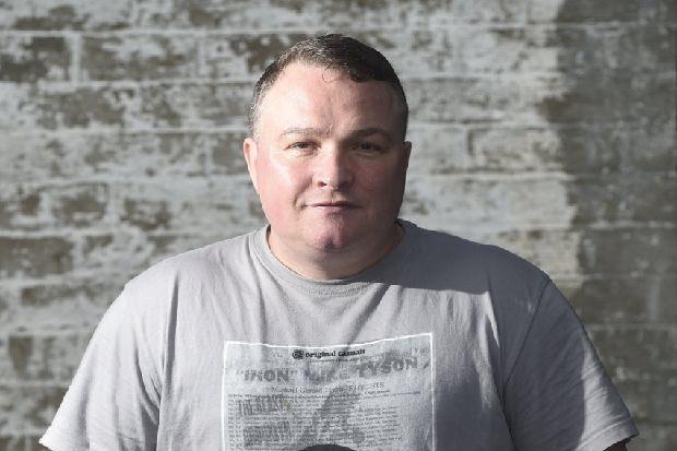 布萊德利威爾許遭到槍殺身亡,得年48歲。圖/摘自twitter
