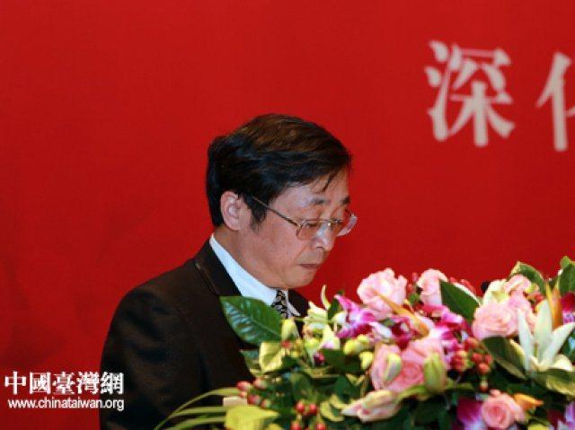 台灣問題研究專家嚴安林。圖/中國台灣網