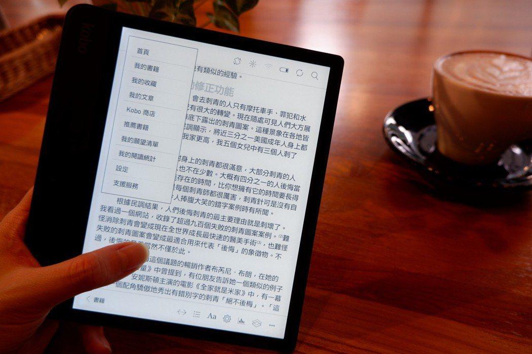 樂天Kobo電子書閱讀器於4月初正式將閱讀器繁中文介面帶給台灣消費者,預估全月銷...