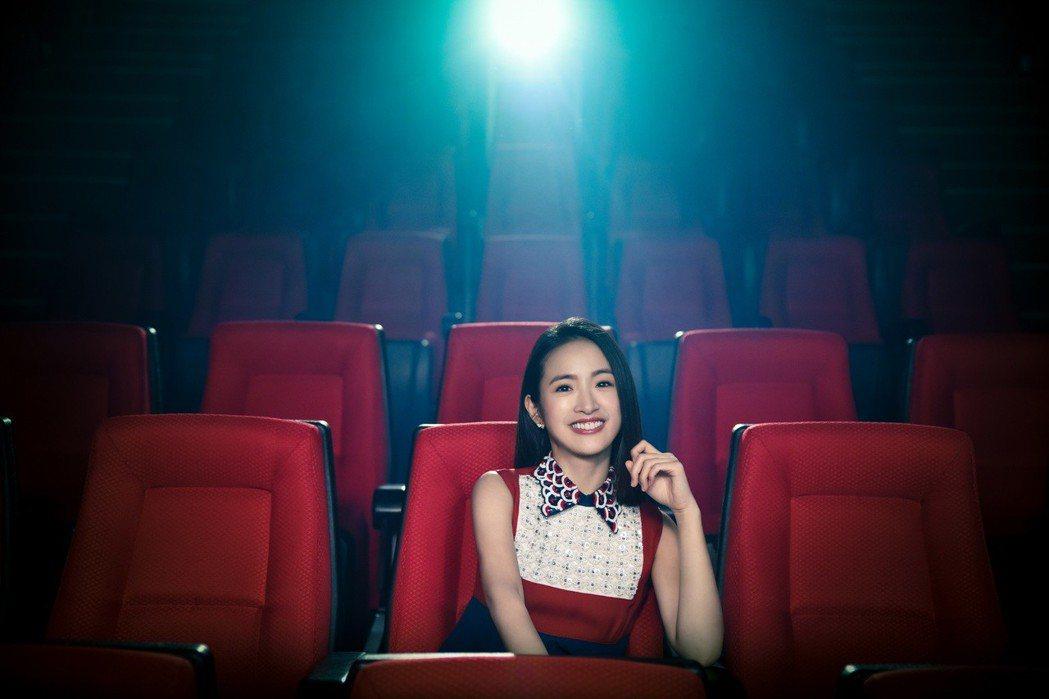 林依晨擔任本屆台北電影節代言大使。圖/台北電影節提供