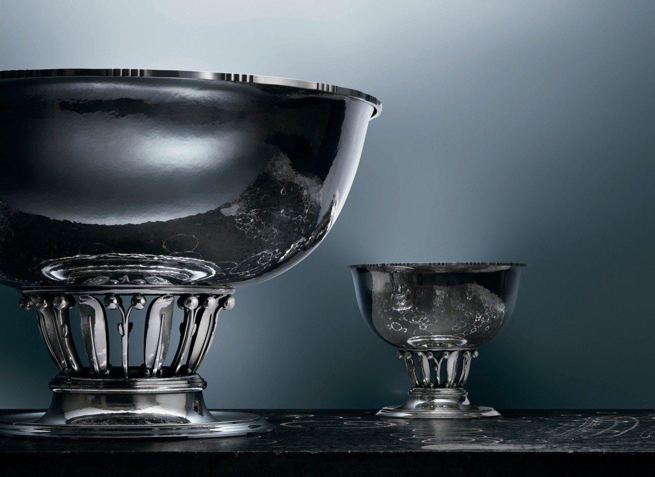 喬治傑生羅浮缽 No.19D,是喬治傑生先生最享譽國際的作品之一,因巴黎羅浮宮的...