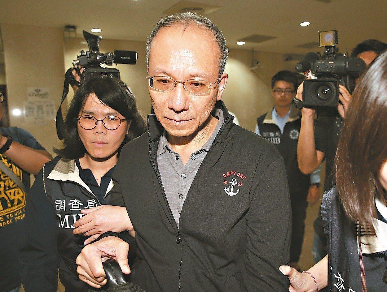欽泰國際董事長詹舜淇涉嫌詐貸44億元。 聯合報系資料照片