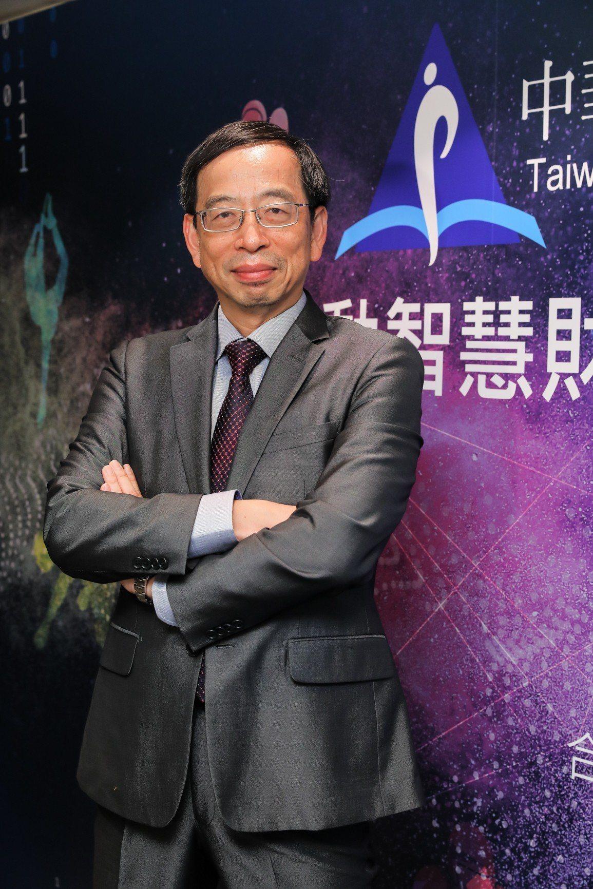 專利師公會理事長林宗宏提醒,若遇到智財問題,應尋求「專利師」建議。 圖/中華民國...