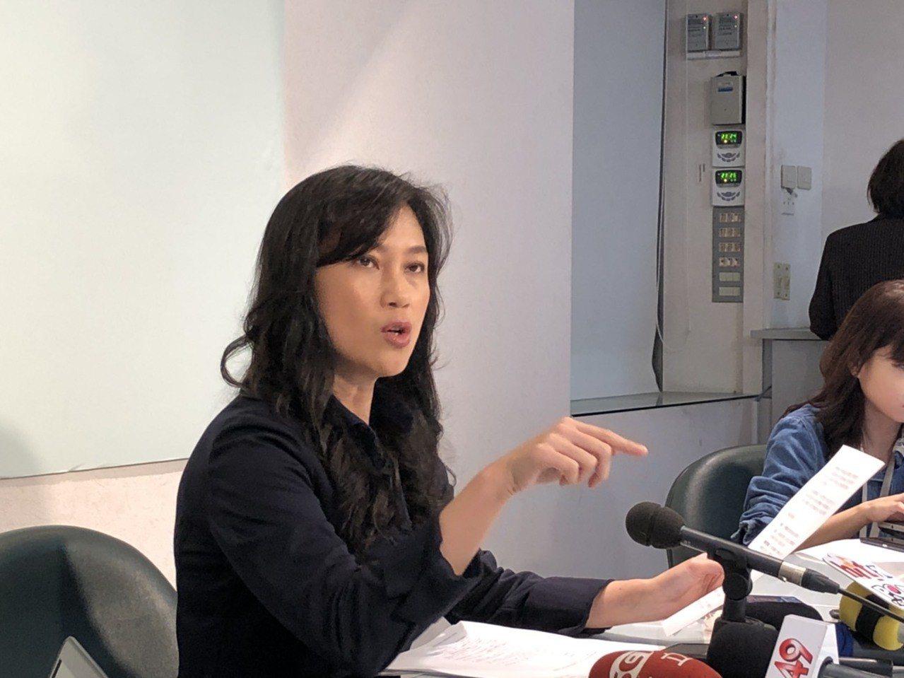 行政院發言人Kolas Yotaka說明「各機關對危害國家資通安全產品限制使用原...