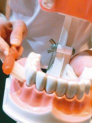 除了潔牙健齒的「基本功」外,我還有一項「SPA版」的法寶,就是「按摩牙齦」(如圖...