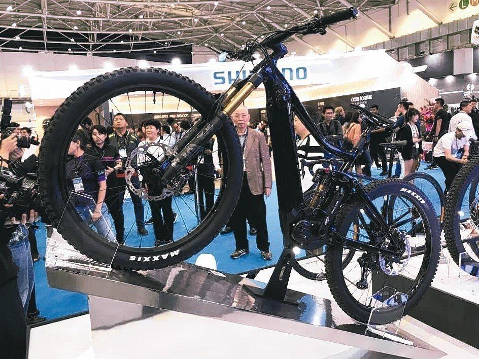 自行車雙雄接單爆發,將帶動出貨。 本報系資料庫