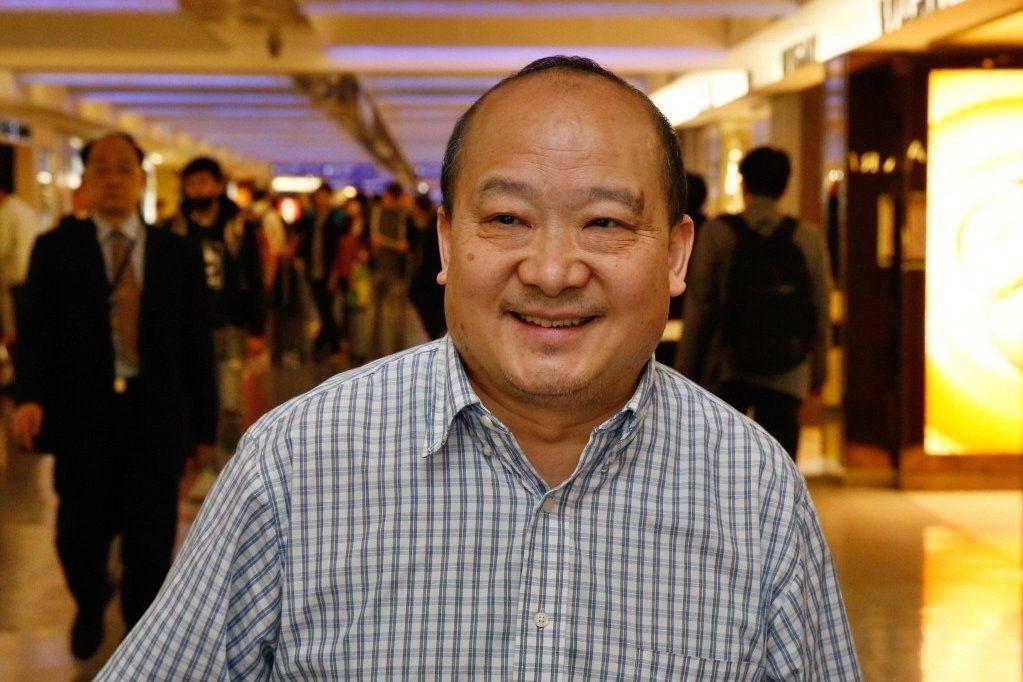 旅美大陸學者李毅日前遭移民署驅逐出境。聯合報系資料照片/記者鄭超文攝影