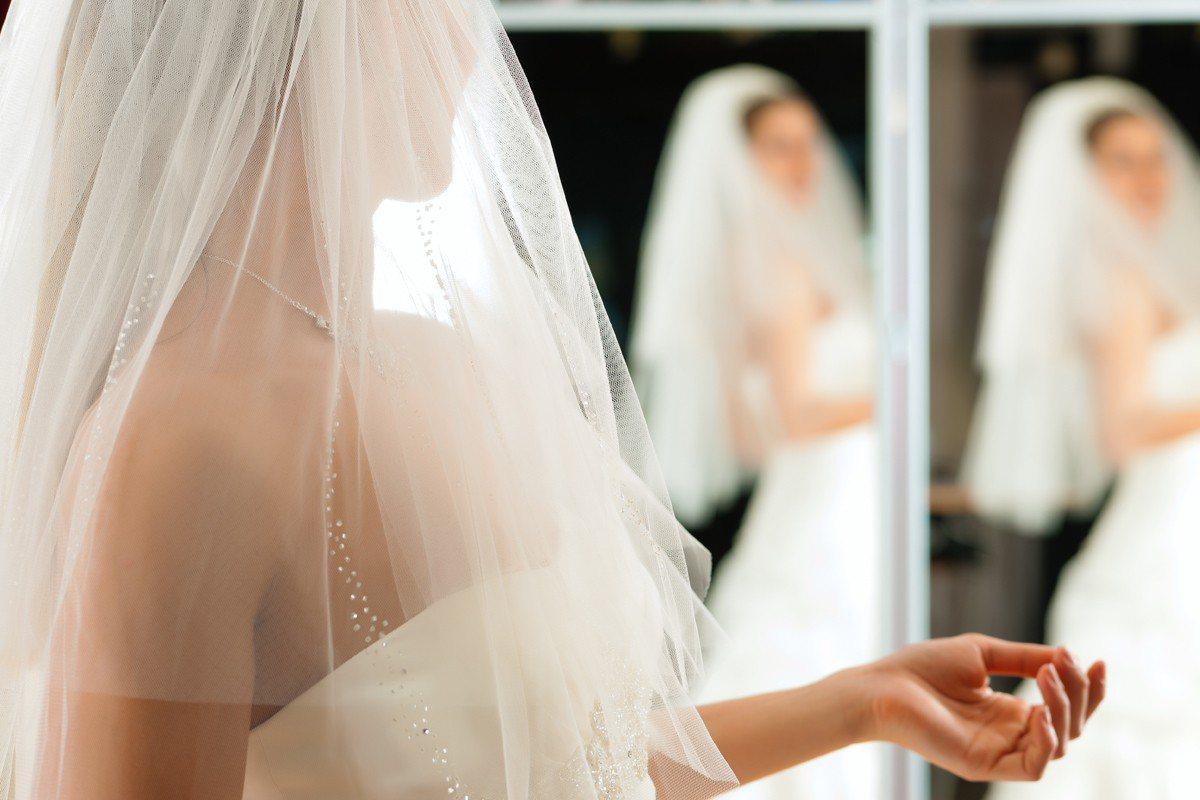 婚紗情境圖。圖/ingimag提供