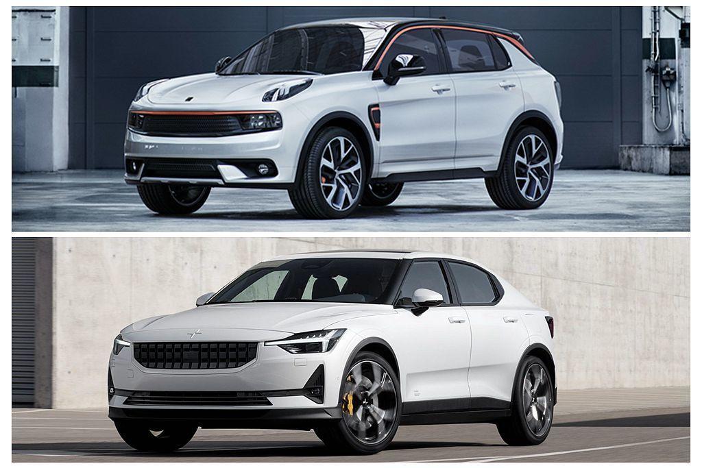Volvo Cars位於中國浙江路橋的新車生產基地,未來包括自主品牌Lynk&C...