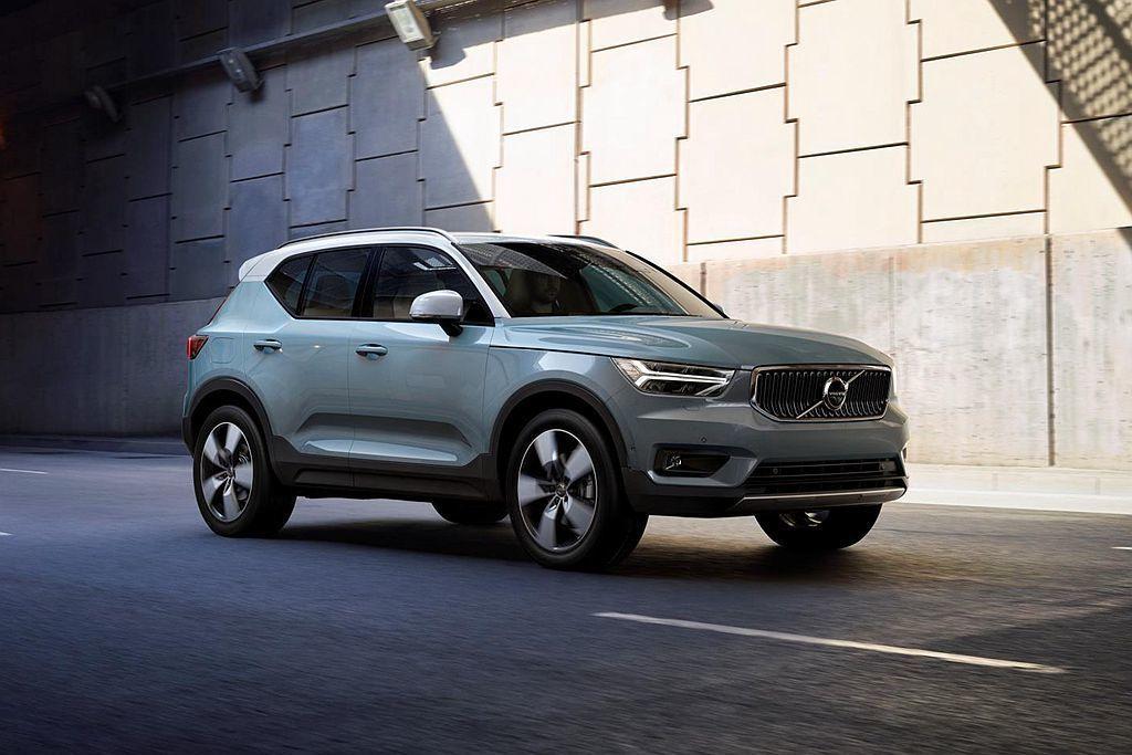 Volvo XC40於2017年底推出後全球熱賣,至今已經賣超過10萬輛規模。 ...