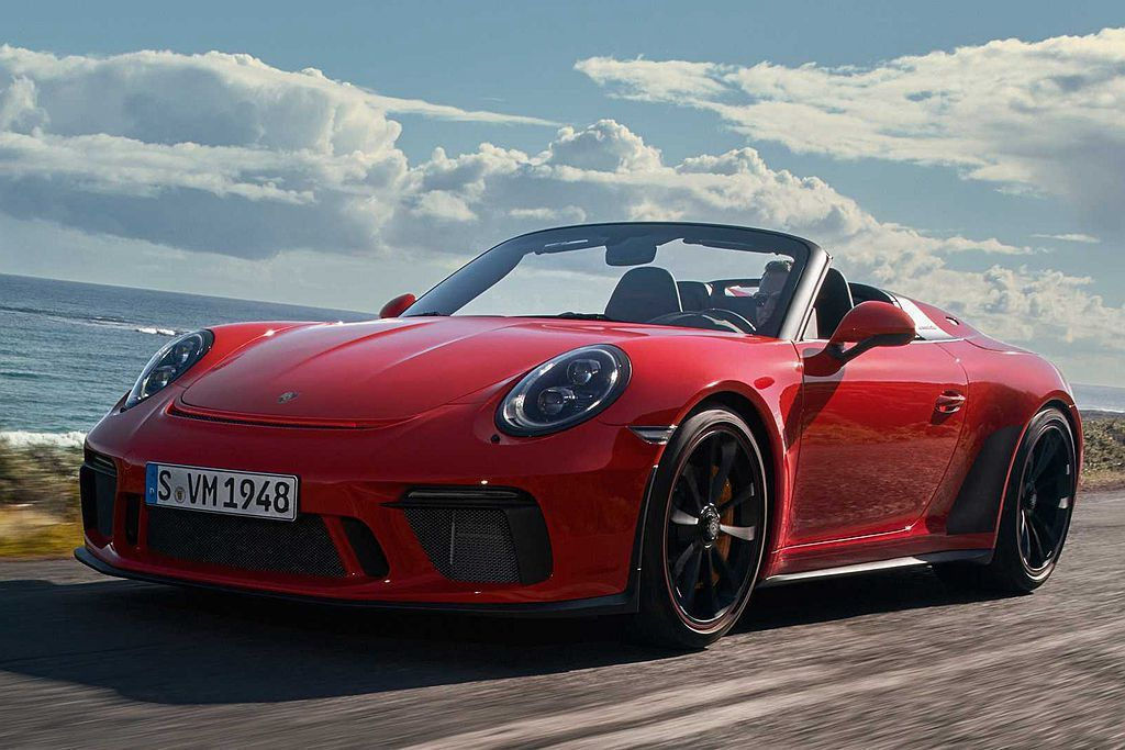 源自美國市場而來的保時捷911 Speedster限量版,如今新車型不僅再創新話...
