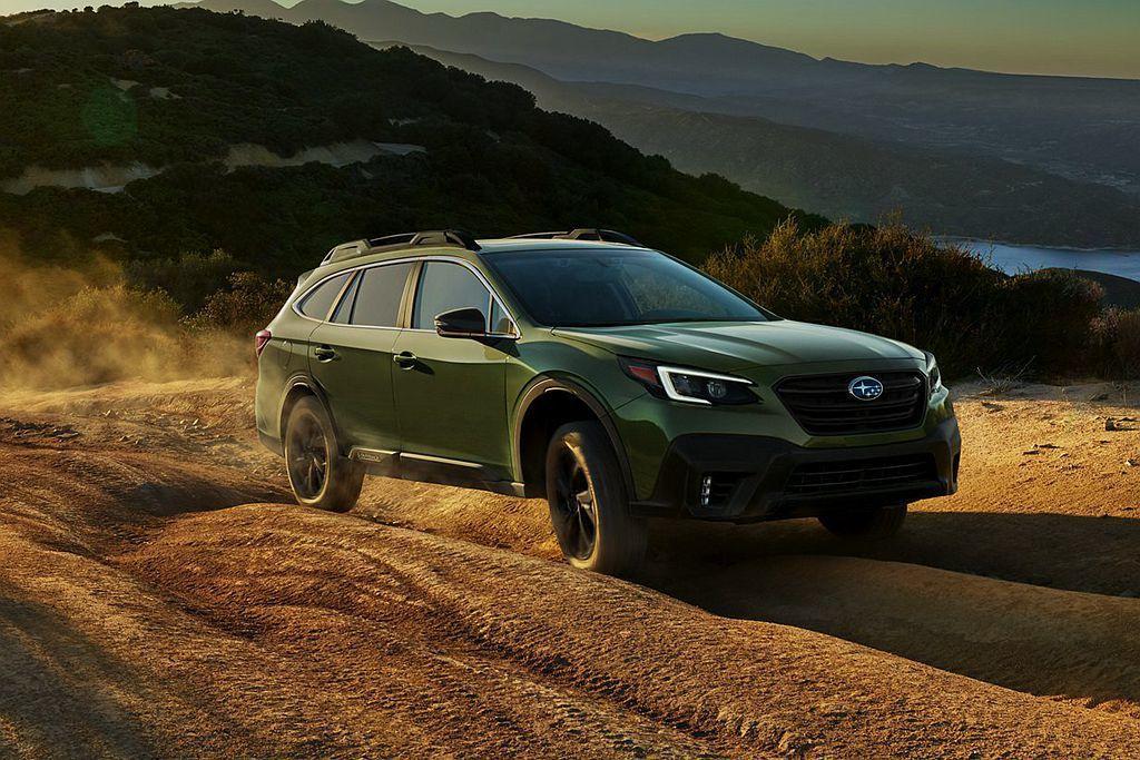 美規全新Subaru Outback動力提供2.5L自然進氣(182ps)與2....