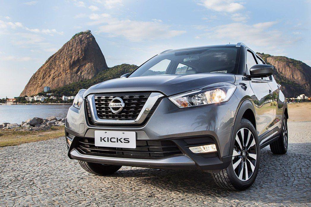 Nissan Kicks。 摘自Nissan