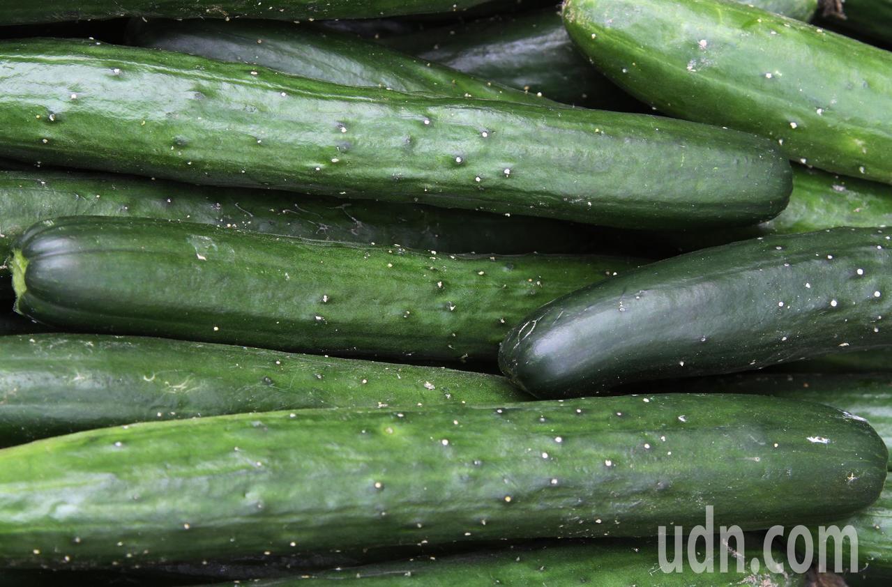 榖雨近夏季,可多吃菠菜、冬瓜、絲瓜、小黃瓜等性質偏涼的當季蔬菜。本報資料照片