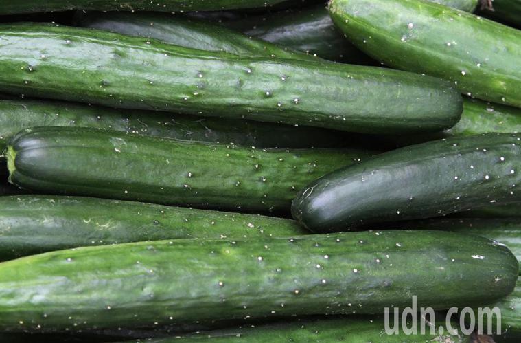 黃瓜。本報資料照片