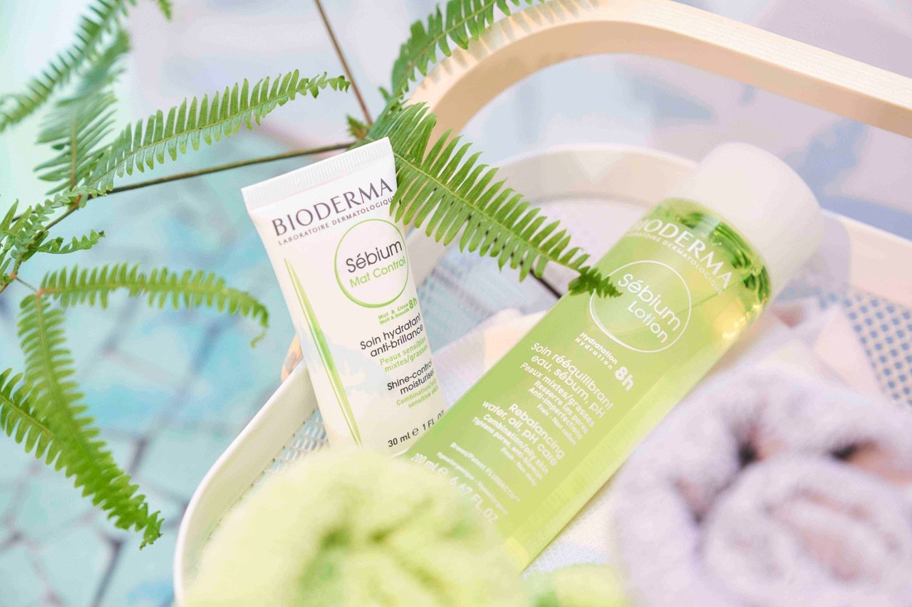 法國保養品牌BIODERMA-貝膚黛瑪,關於控油保養部分,今夏再推出全新的「平衡...