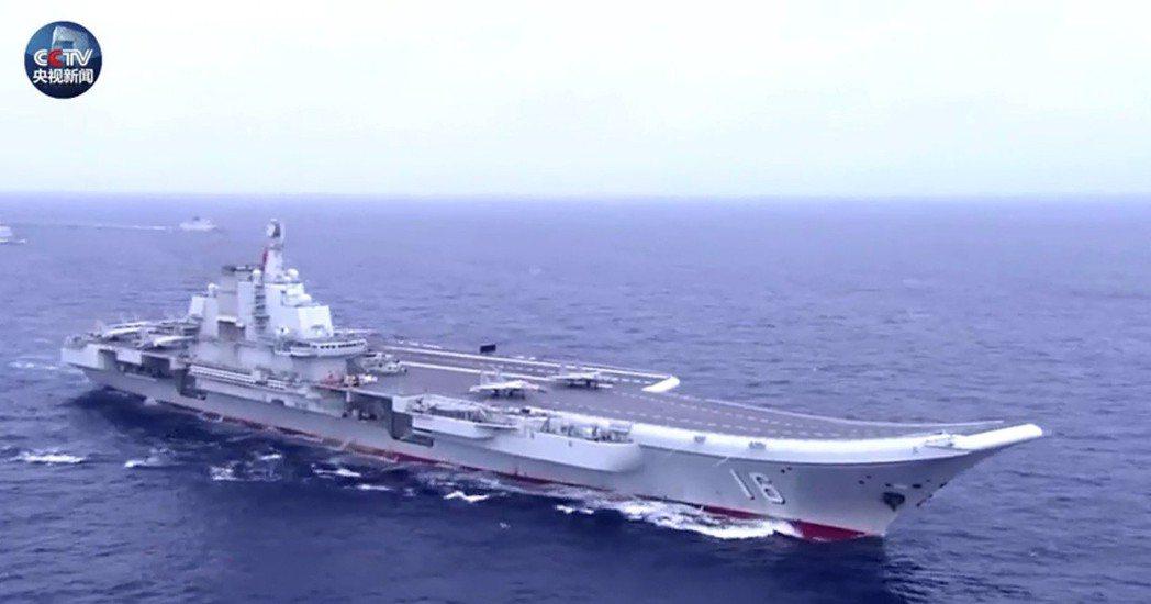 配合中共海軍建軍70周年,央視發布一則視頻,宣揚中共海軍如何從當年的渡江漁船,成...