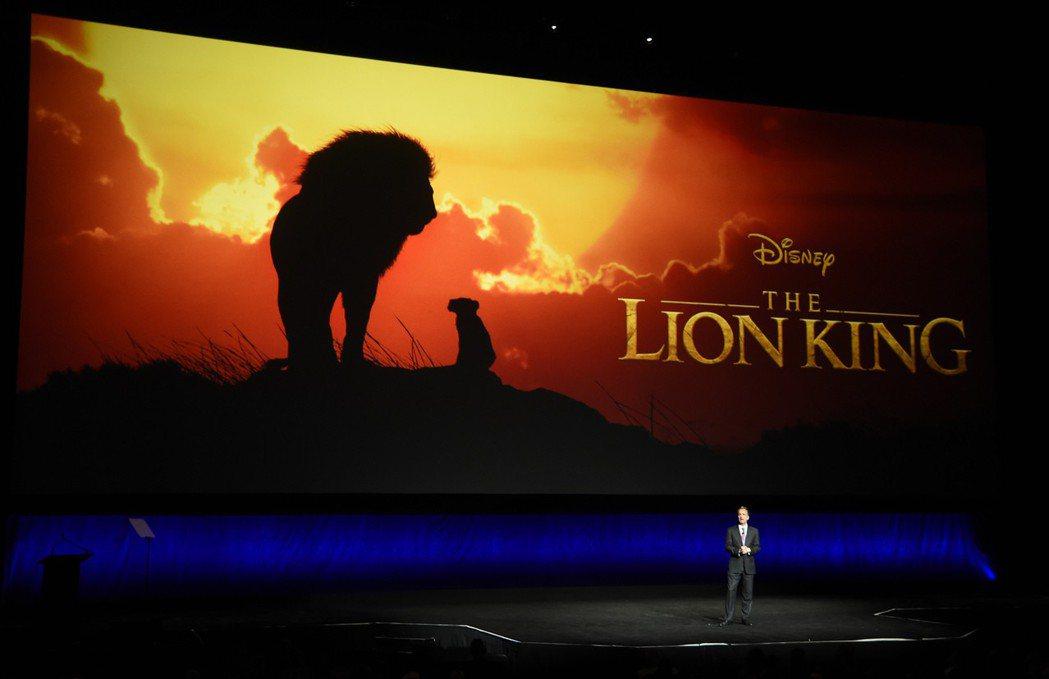 本月初迪士尼電影公司在電影院業者CinemaCon年會上,介紹今年夏天要上映的《...