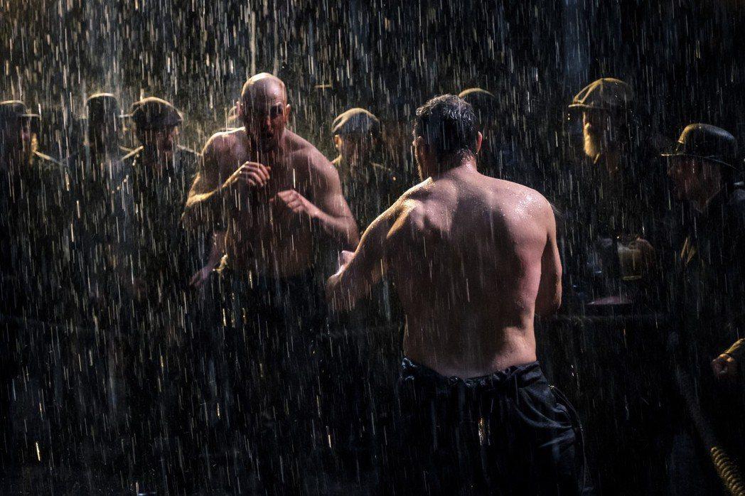 「唐人街戰士」背後有一段曲折的籌拍故事。圖/HBO提供