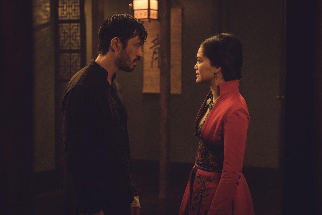 「唐人街戰士」由李小龍發想。圖/HBO提供