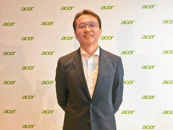 宏碁董事長陳俊聖