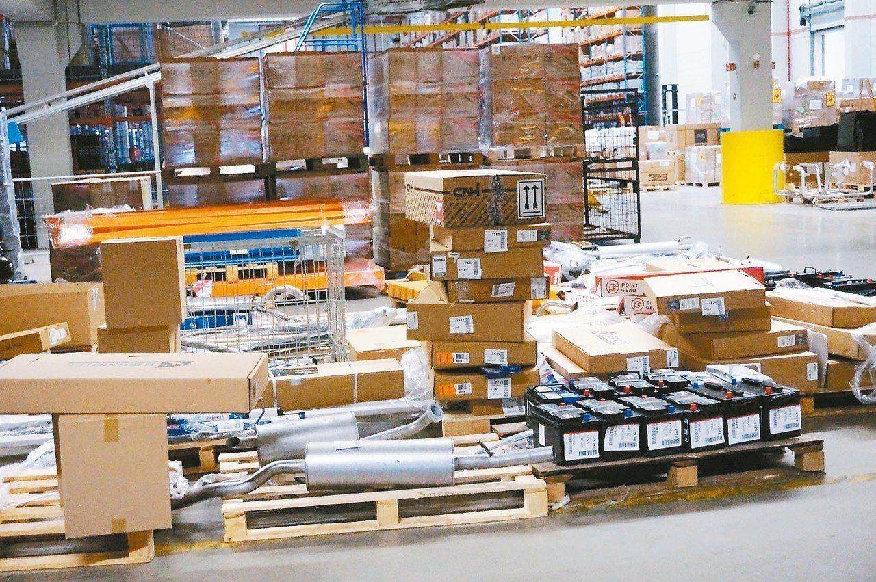波蘭汽配業對於產品配送速度亦非常重視。