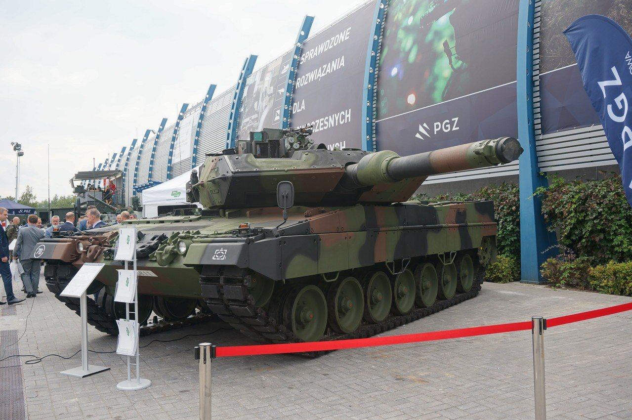 波蘭傳統工業以軍火製造聞名