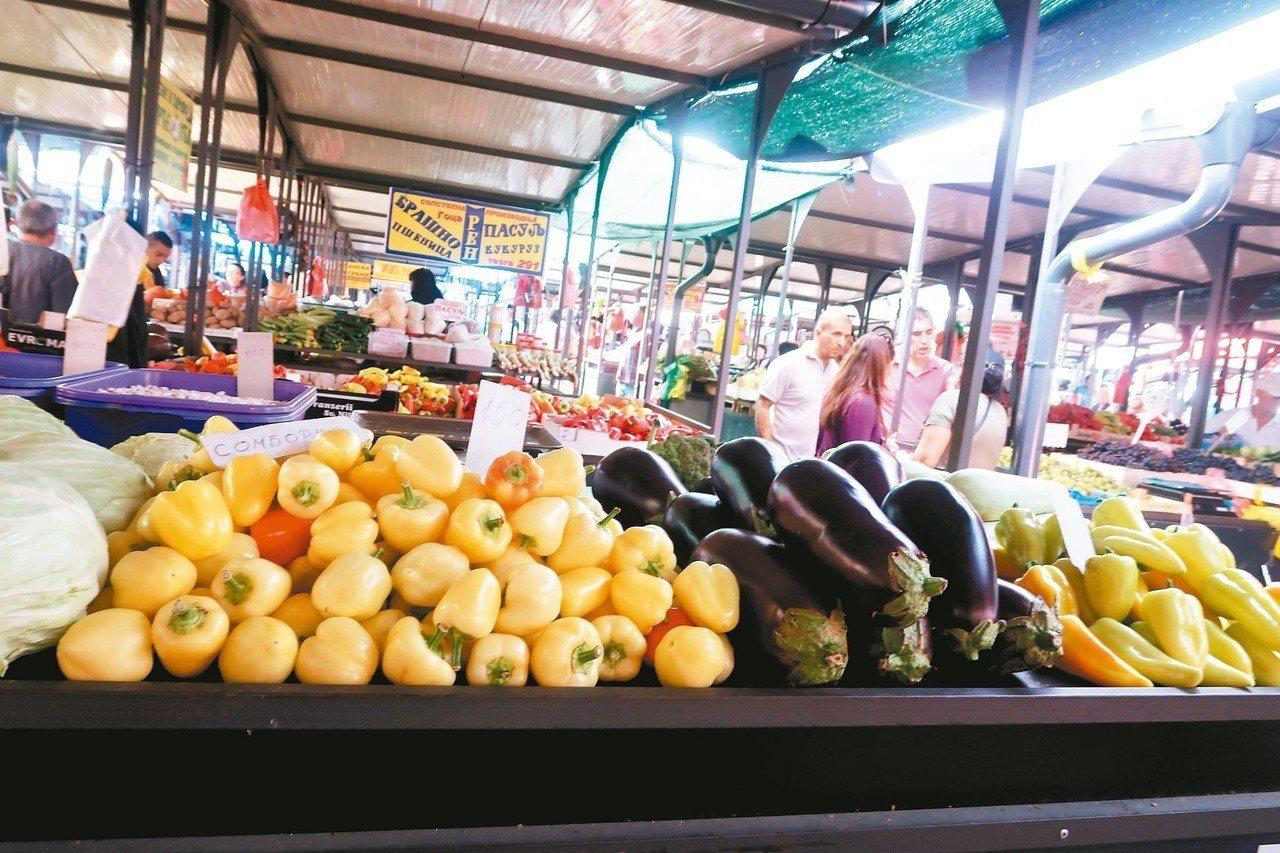 農產為出口強項