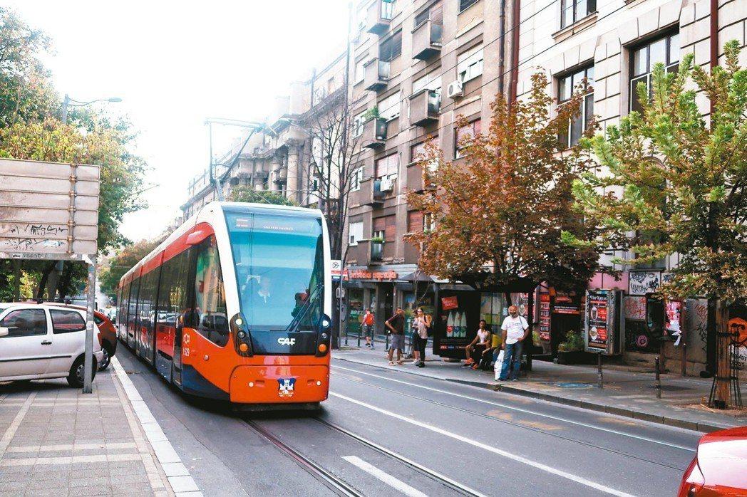市區內電車