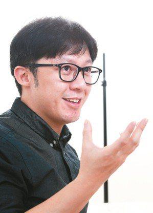 Unipapa創辦人陳奕璋 記者蘇健忠/攝影