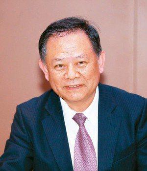 華南金、銀新任董事長張雲鵬。 (聯合報系資料庫)