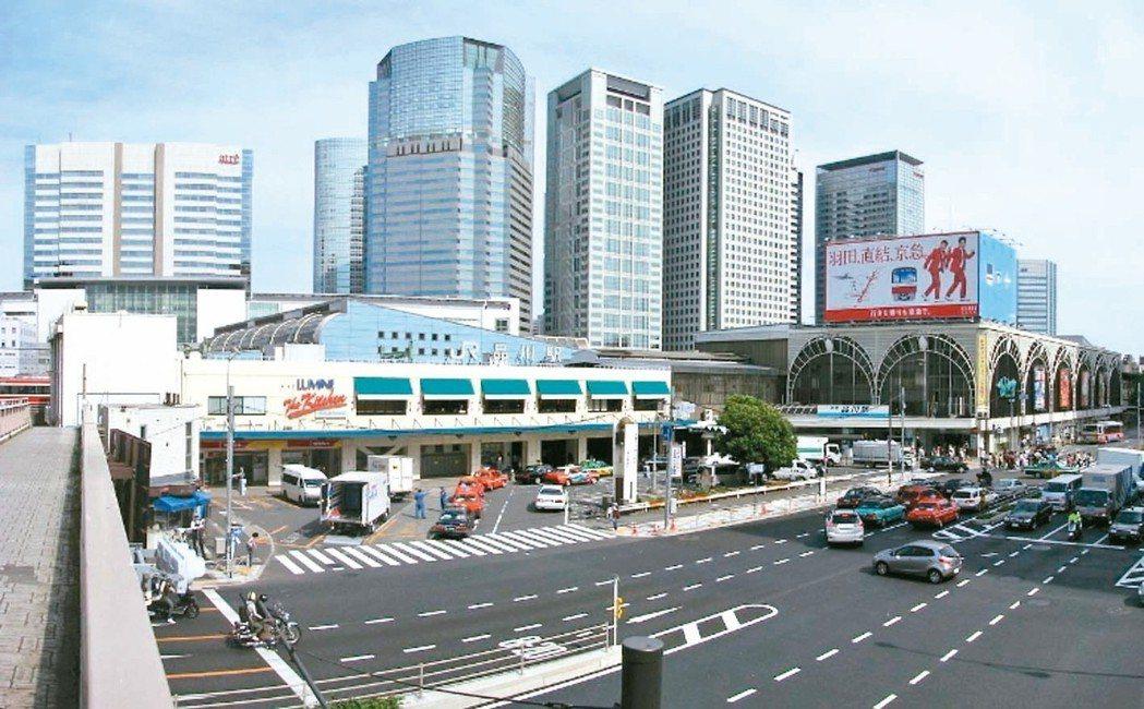 東京近年大規模開發源源不斷,預計在2020開業的JR山手線新車站「高輪GATEW...