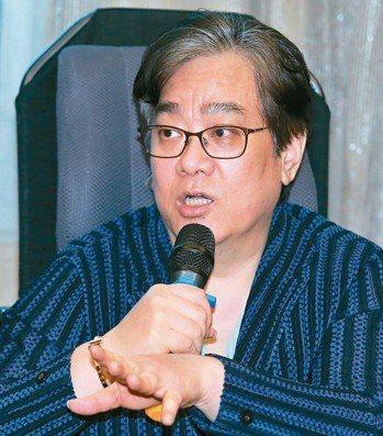萬安生命總裁吳珅篁 (聯合報系資料庫)