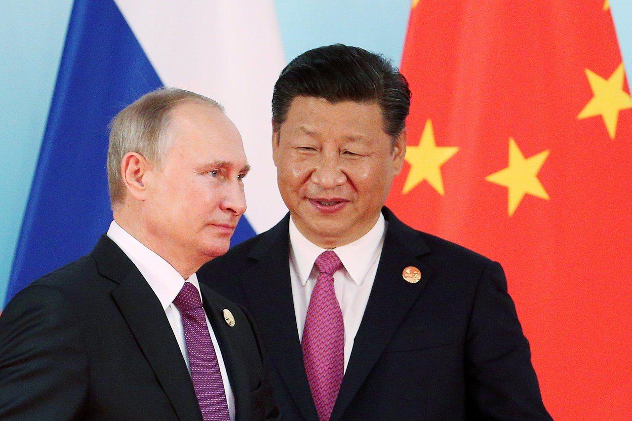 普亭訪華,俄邀中國投資北極。 路透