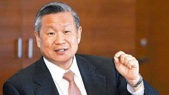 旺宏董事長吳敏求。 報系資料照