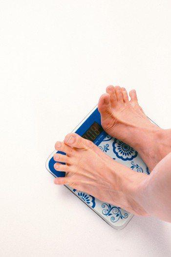 體質會造成易胖或易瘦,一般而言,體態較纖瘦的人,交感神經活性較高。 圖/聯合報系...