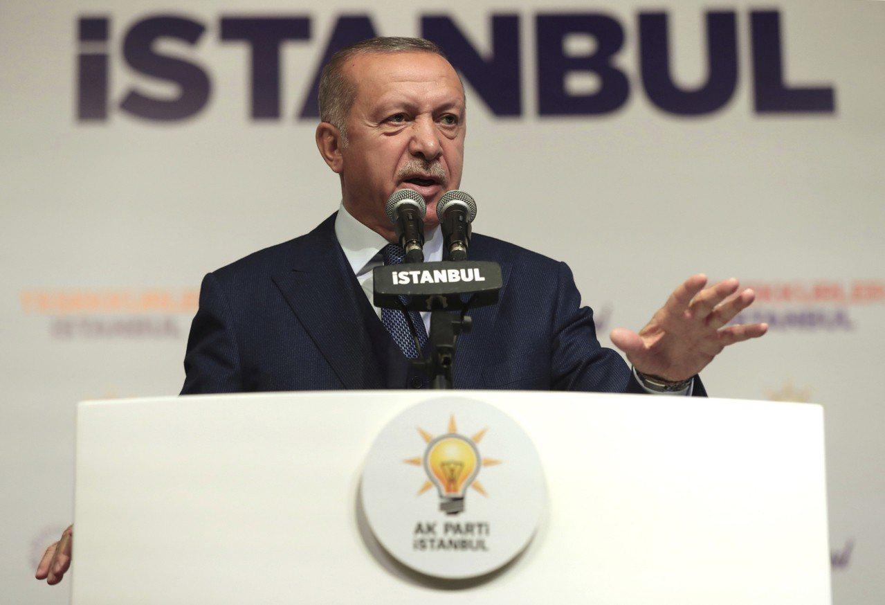 對於斯里蘭卡的連環爆炸案,土耳其總統艾爾段發布書面聲明,強烈譴責對禮拜場所進行慘...